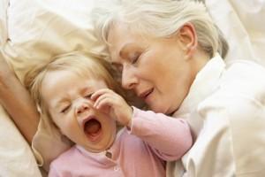 Vorname.com - Übernachten bei den Großeltern - ab wann?
