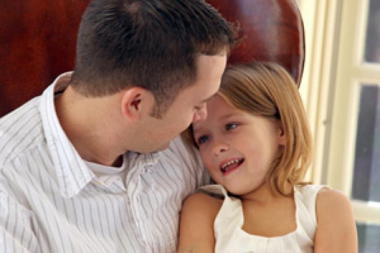 Vater Fick Tochter