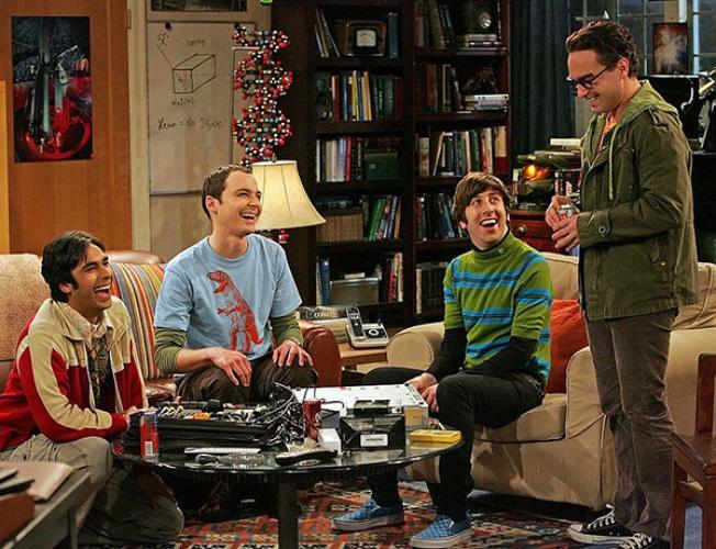 The Big Bang Theory Namen