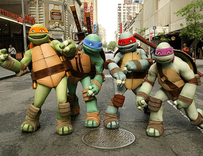 Woher Kommen Die Namen Der Ninja Turtles