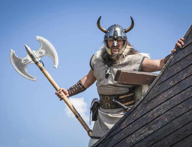 Weiblich wikinger vornamen nordische Vornamen der