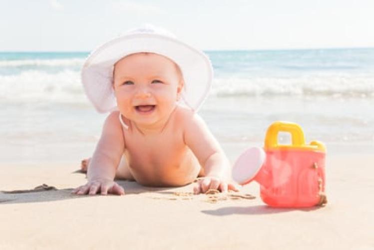 Erster Urlaub Mit Baby Wohin
