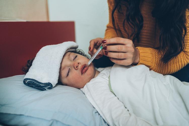 Fieber Frühschwangerschaft